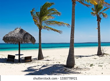 Beach at Matemo Island, Quirimbas islands, Mozambique, Africa