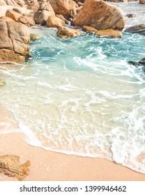 Beach in Mirissa, Sri Lanka
