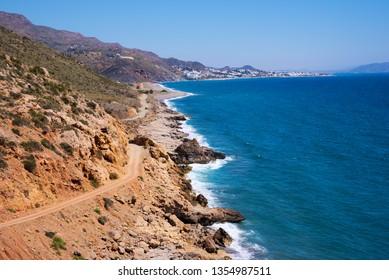 Beach at Mojacar, Almería