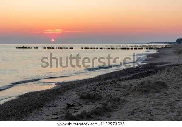 Beach near Sarbinowo