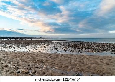 Beach in Nr Vorupør
