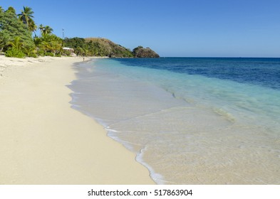 Beach on Mamanuca Islands, Fiji