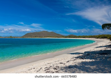 Beach on Tortola, British Virgin Islands