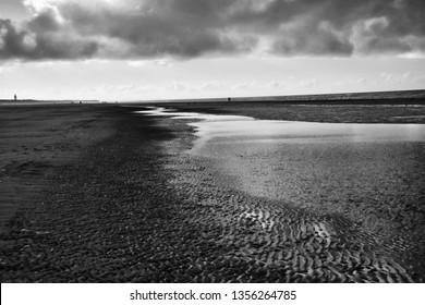 beach ouddorp holland