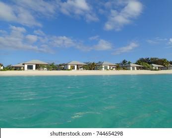 Beach in Ouvea