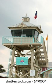 Beach Patrol Control Tower