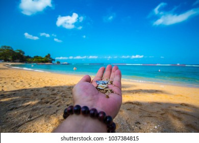 Beach at Pattaya
