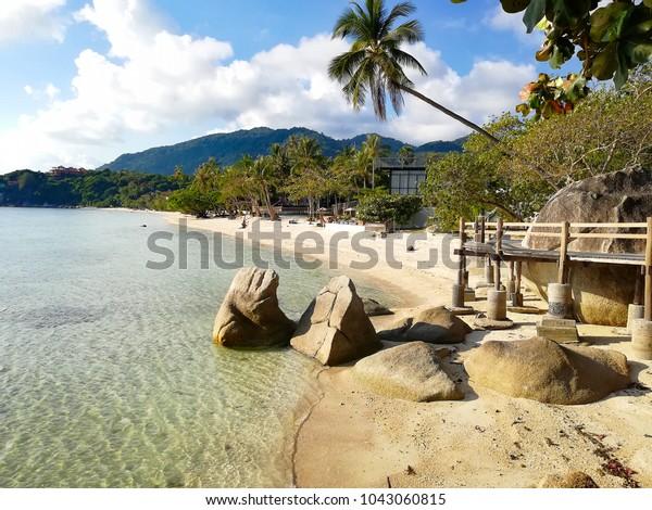 beach of phangan
