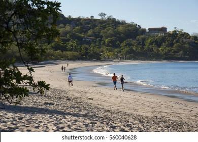 Beach at Playa Flamingo, Costa Rica