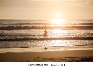 Beach Portugal sunset