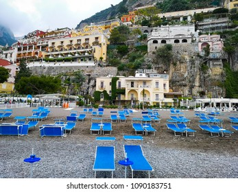 beach of positano