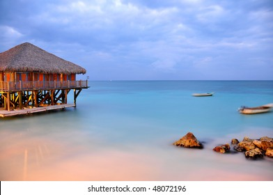 Beach at Punta Cana, Dominican Republic