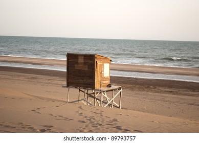 beach refuge