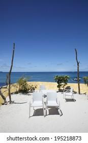 Beach resort in the Philippines