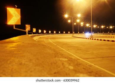 Beach road bangsaen thailand