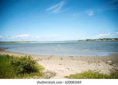 Beach at Saint Augustine