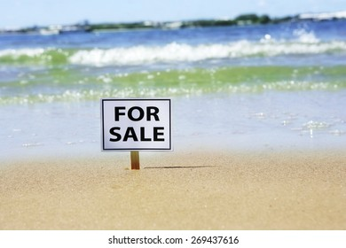 Beach for sale