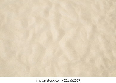 Beach sand as background