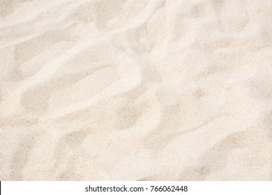 Beach sand texture and pattern background