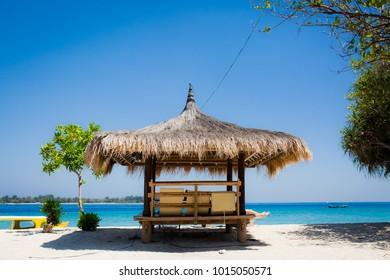 Beach Settings in Gili Meno
