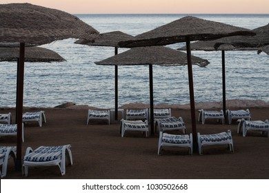 Beach, Sharm El-Sheikh, Egypt