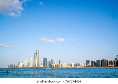 The Beach, A shot taken at Abu Dhabi - UAE