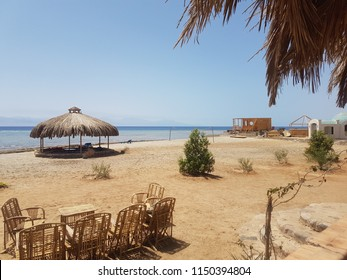 Beach in Sinai, Egypt