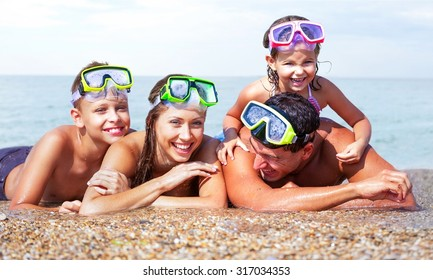 Beach snorkeling.
