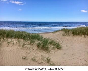 Beach at Steetley Pier, Hartlepool