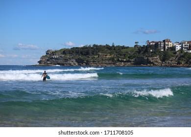 the beach of suffer, waves ocean