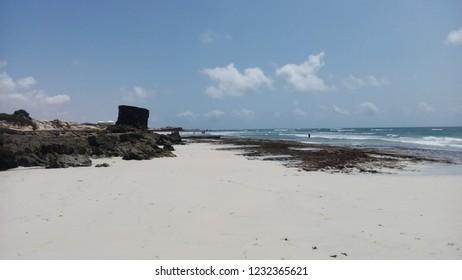 beach summar sky