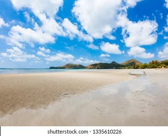 Beach in summer.