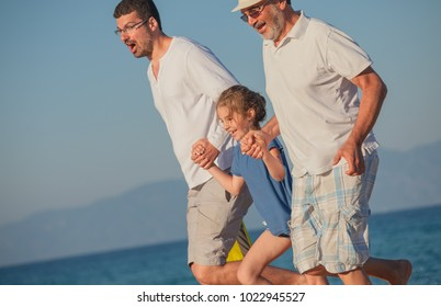 Beach Summer Vacation Generations