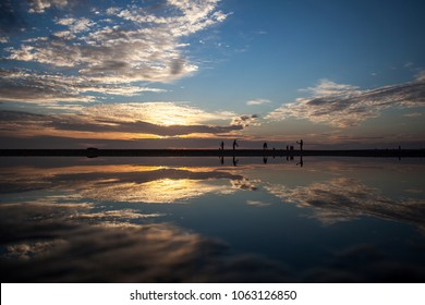 Beach Sunset Portugal