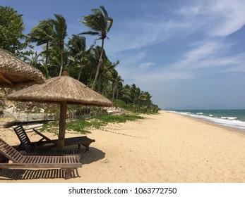 Beach in Tianya, Sanya Bay