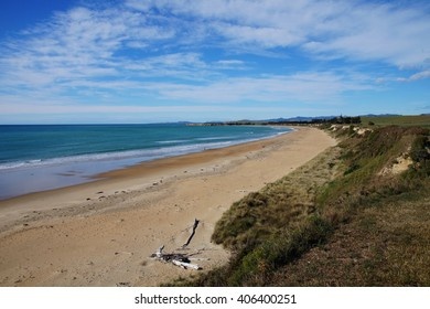 Beach, Timaru, New Zealand