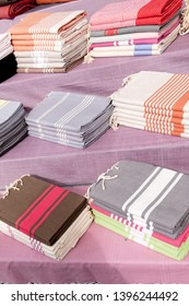 beach towel fouta for sale on the market