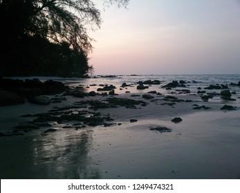 Beach, Trat, Thailand