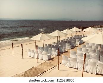 Beach Tropical Wedding