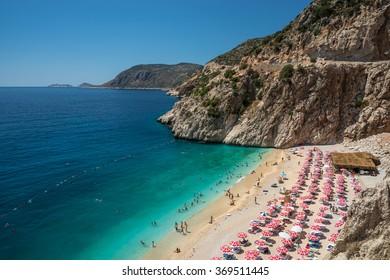 beach. Turkey.
