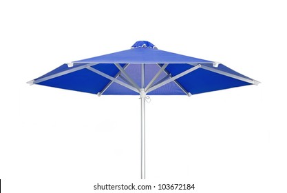 Beach Umbrella Isolated on white background