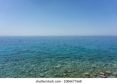 Beach View from Dhermi - Albania