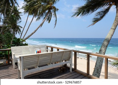 Beach view of Weh Island or Sabang Island at Banda Aceh - Indonesia