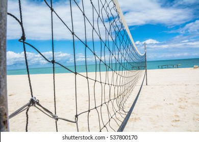 beach voleyball