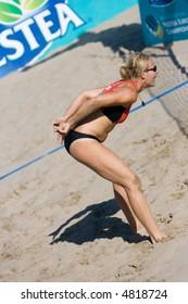 Beach Volley - European Cup Finals 2007 in Valencia