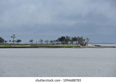 Beach and Water Scenery from Hilton Head Island, SC in May of 2018