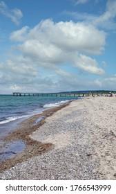 Strand bei Weißenhaeuser Strand, Ostsee, Schleswig-Holstein, Deutschland