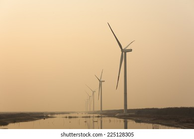 Beach Wind Power