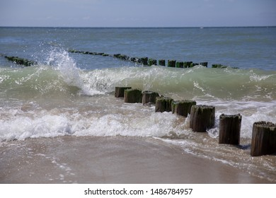 Beach at Zoutelande (Netherlands NL)