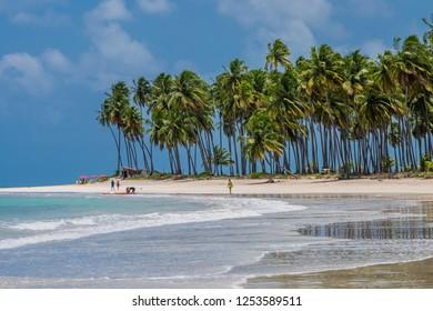 Beaches of Brazil - Carneiros Beach, Tamandare, Pernambuco
